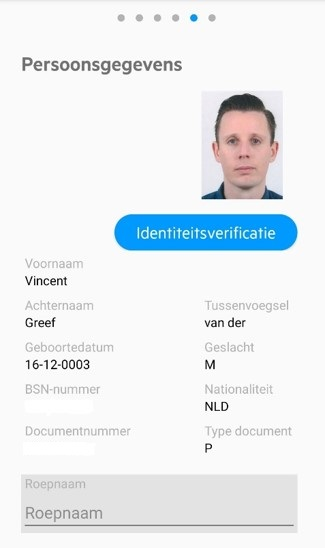 internationale identiteitsdocumenten