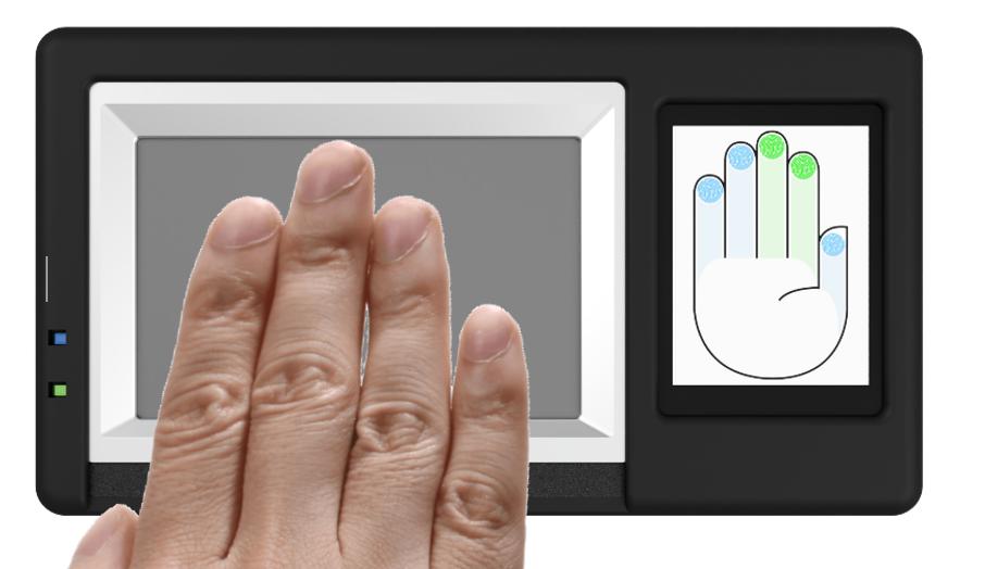 fap50-4-fingerprintscanner