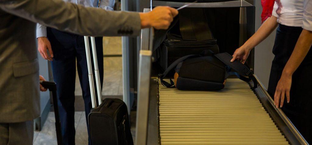 baggage handling